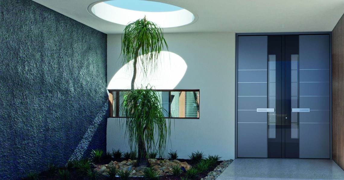 Best ways to decorate your entrance doors | PIRNAR