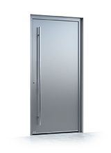 Aluminium entrance door 1010