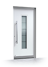 Aluminium entrance door 1031