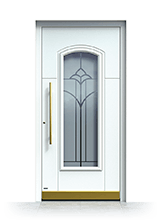 Aluminium entrance door 3031