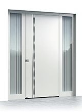 Aluminium entrance door 620